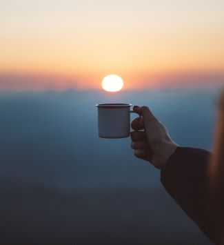 Coffee & Sunrise